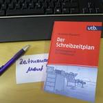 Der Schreibzeitplan: Zeitmanagement für Schreibende