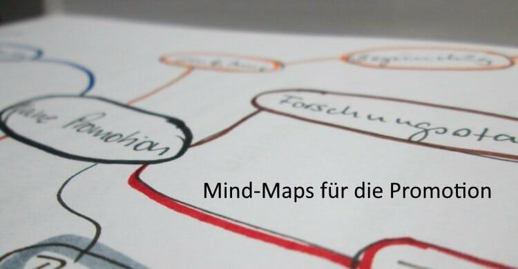 Mindmaps in der Promotion