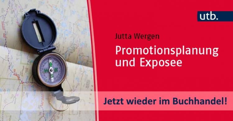 Exposee Dissertation, promotion, Expose schreiben