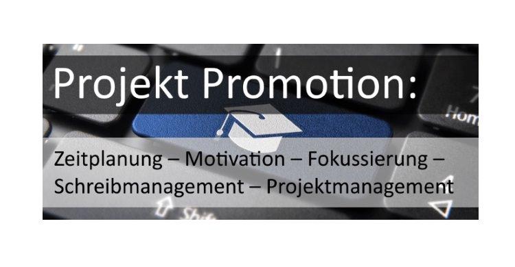 "Online-Coaching-Programm ""Projekt Promotion"""