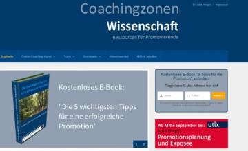 Coachingzonen-Wissenschaft