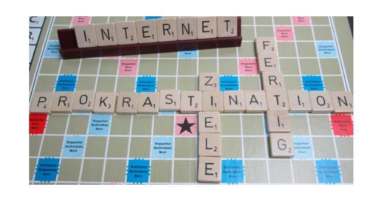 Prokrastination – bist Du noch online?