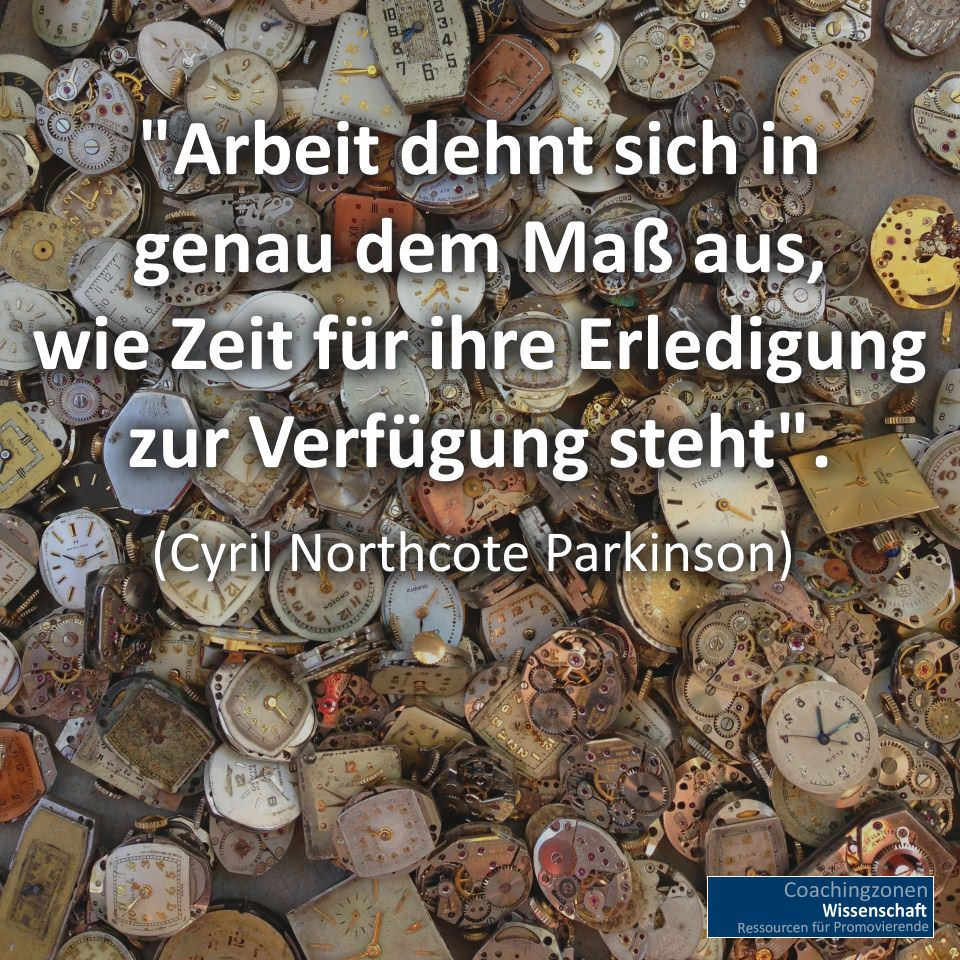 Coachingzonen_wissenschaft_northcote parkinson
