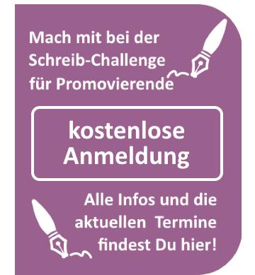 Pomodoro-Technik für die Promotion - Coachingzonen-Wissenschaft