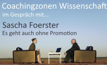 ohne Promotion