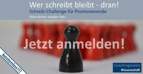 Schreib-Challenge