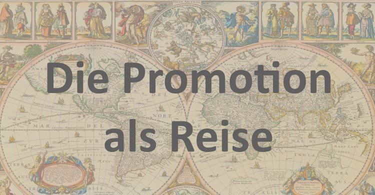 Buchrezension: Die Promotion als Reise