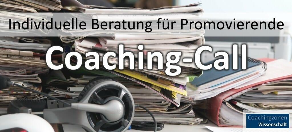 promotionscoaching-Coachingzonen-wissenschaft