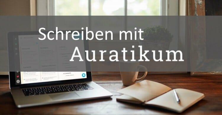 Schreiben mit Auratikum