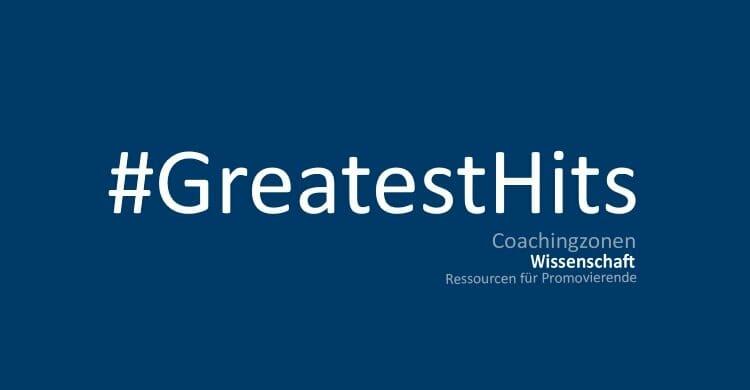 GreatestHits-Coachingzonen-Wissenschaft