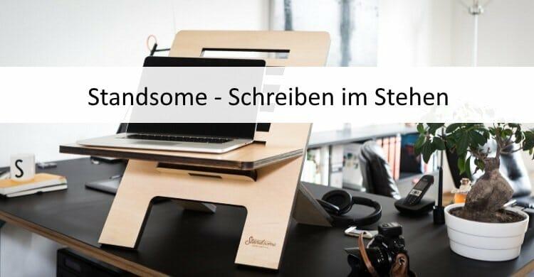 Standsome – Schreiben im Stehen