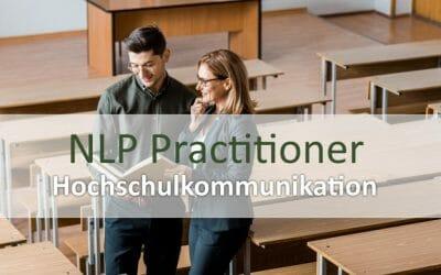 NLP-Practitioner Hochschulkommunikation