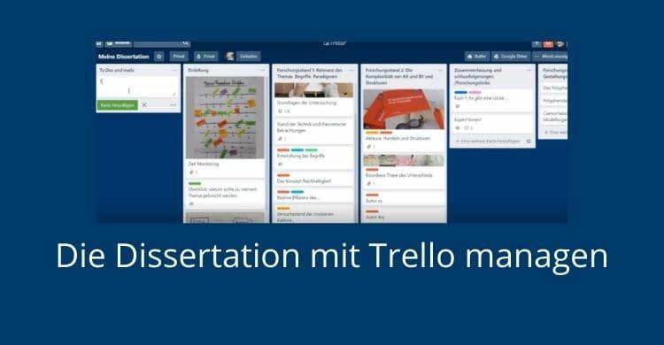 Dissertation_Trello