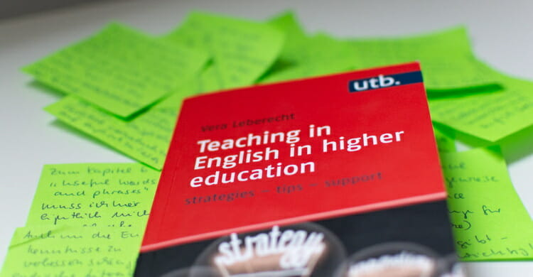 Teaching in higher education 1 von 1