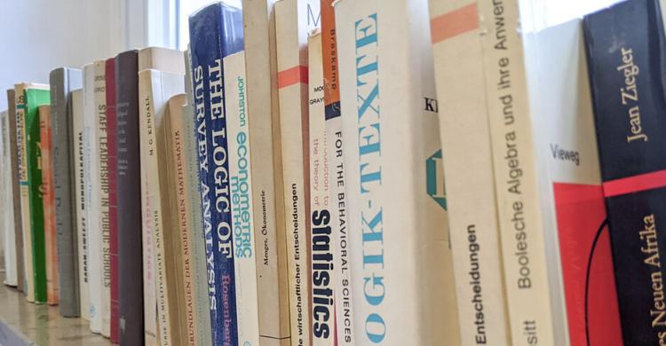 Bücher für die Promotion