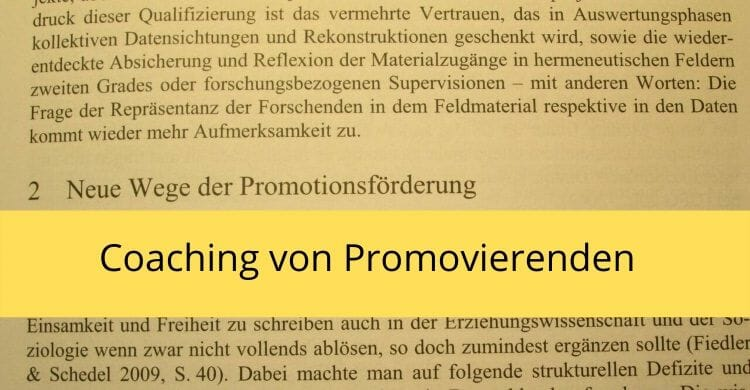 Coaching-Promotion