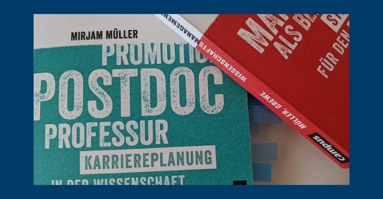 Postdoc-Professur-Karriere