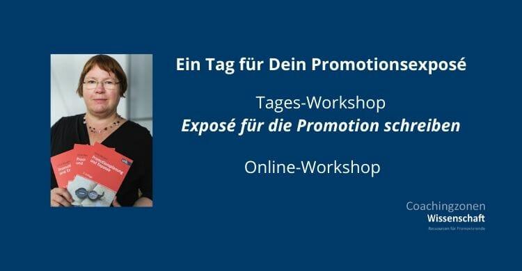 Onlineworkshop exposee schreiben