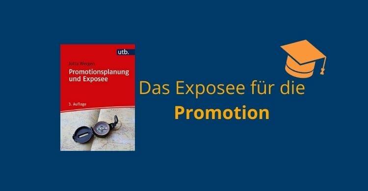 Exposee-Promotion-schreiben