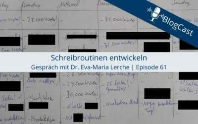 Schreibroutine-Promotion