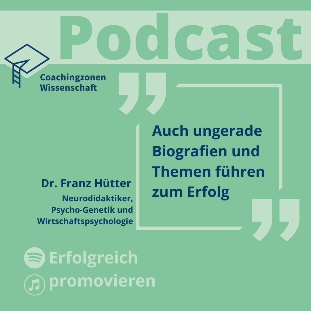 Dr. Franz Huetter